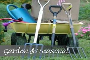 garden and seasonal
